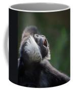 Male White-cheeked Gibbon Coffee Mug