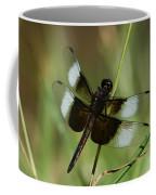 Male Widow Skimmer Dragonfly Coffee Mug