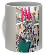 Mall Before Christmas Coffee Mug
