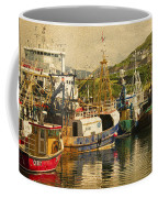 Mallaig Harbourside  Coffee Mug
