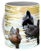Mallard And Friends 2013 Coffee Mug