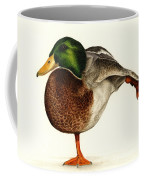 Mallard Ballet Coffee Mug