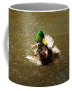 Mallard Bath Time Coffee Mug