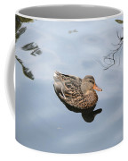 Mallard Duck Smile Coffee Mug