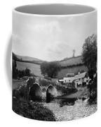 Malmsmead Bridge, C1900 Coffee Mug