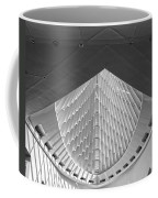 Mam In Black And White Coffee Mug