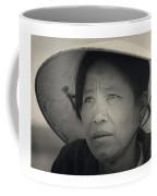 Mama San Pleiku Central Highlands Vietnam 1968 Coffee Mug