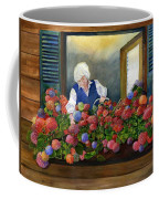 Mama's Window Garden Coffee Mug
