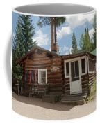 Mamma Cabin At The Holzwarth Historic Site Coffee Mug