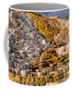Mammoth Hot Spring Coffee Mug