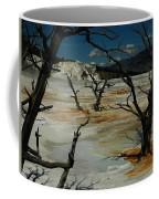 Mammoth Springs Coffee Mug