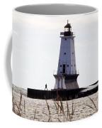 Man And Light Coffee Mug