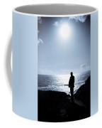 Man And  The Sea Coffee Mug
