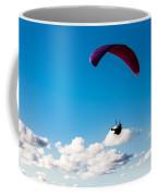 Man Bird Coffee Mug
