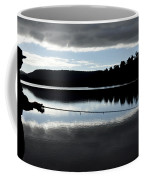 Man Fly Fishing Coffee Mug