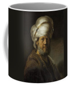 Man In Oriental Dress Coffee Mug