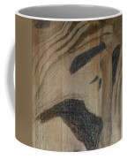 Man Of Sorrows I - Back Coffee Mug