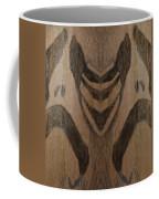 Man Of Sorrows I - Right And Mirrored 1 Coffee Mug