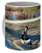 Man On The Hunt  Coffee Mug