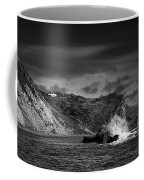 Man O'war Rocks Coffee Mug