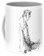 Man Standing Coffee Mug