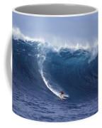 Man Vs Mountain Coffee Mug
