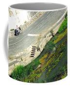 Man Vs Nature Coffee Mug