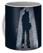 Man With A Briefcase Coffee Mug