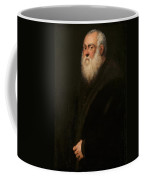 Man With A White Beard Coffee Mug