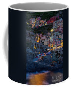 Manarola By Night Coffee Mug