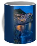 Manarola By Twilight Coffee Mug