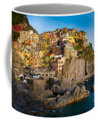 Manarola Coffee Mug by Inge Johnsson