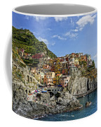 Manarola Italy Dsc02563  Coffee Mug