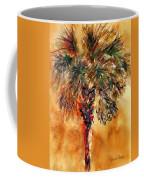 Manasota Key Palm 1 Coffee Mug
