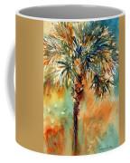 Manasota Key Palm 2 Coffee Mug