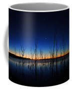 Manasquan Reservoir At Dawn Coffee Mug