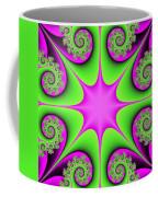 Mandala Cheerful Coffee Mug
