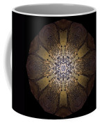 Mandala Sand Dollar At Wells Coffee Mug