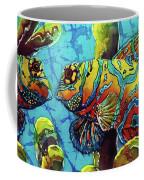 Mandarinfish  Coffee Mug
