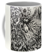 Mandee's Dream Coffee Mug by Rachel Christine Nowicki