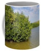 Mangrove Fores Coffee Mug by Carol Ailles