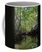 mangrove forest in Costa Rica 2 Coffee Mug