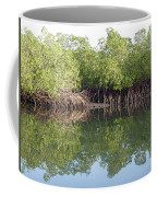 Mangrove Refelections Coffee Mug