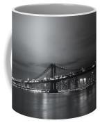 Manhattan Bridge - New York City Coffee Mug