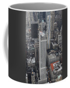 Manhattan City Canyons Coffee Mug