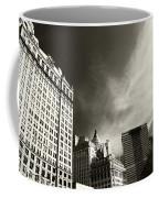 Manhattan Contrast Coffee Mug