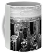 Manhattan Coffee Mug by Dave Bowman