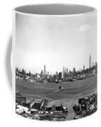 Manhattan From New Jersey Coffee Mug