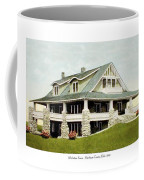 Manhattan Kansas - Manhattan Country Club - 1920 Coffee Mug