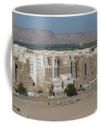 Manhattan Of The Desert Coffee Mug